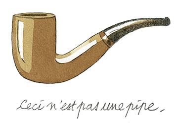 Ceci n'est pas une pipe