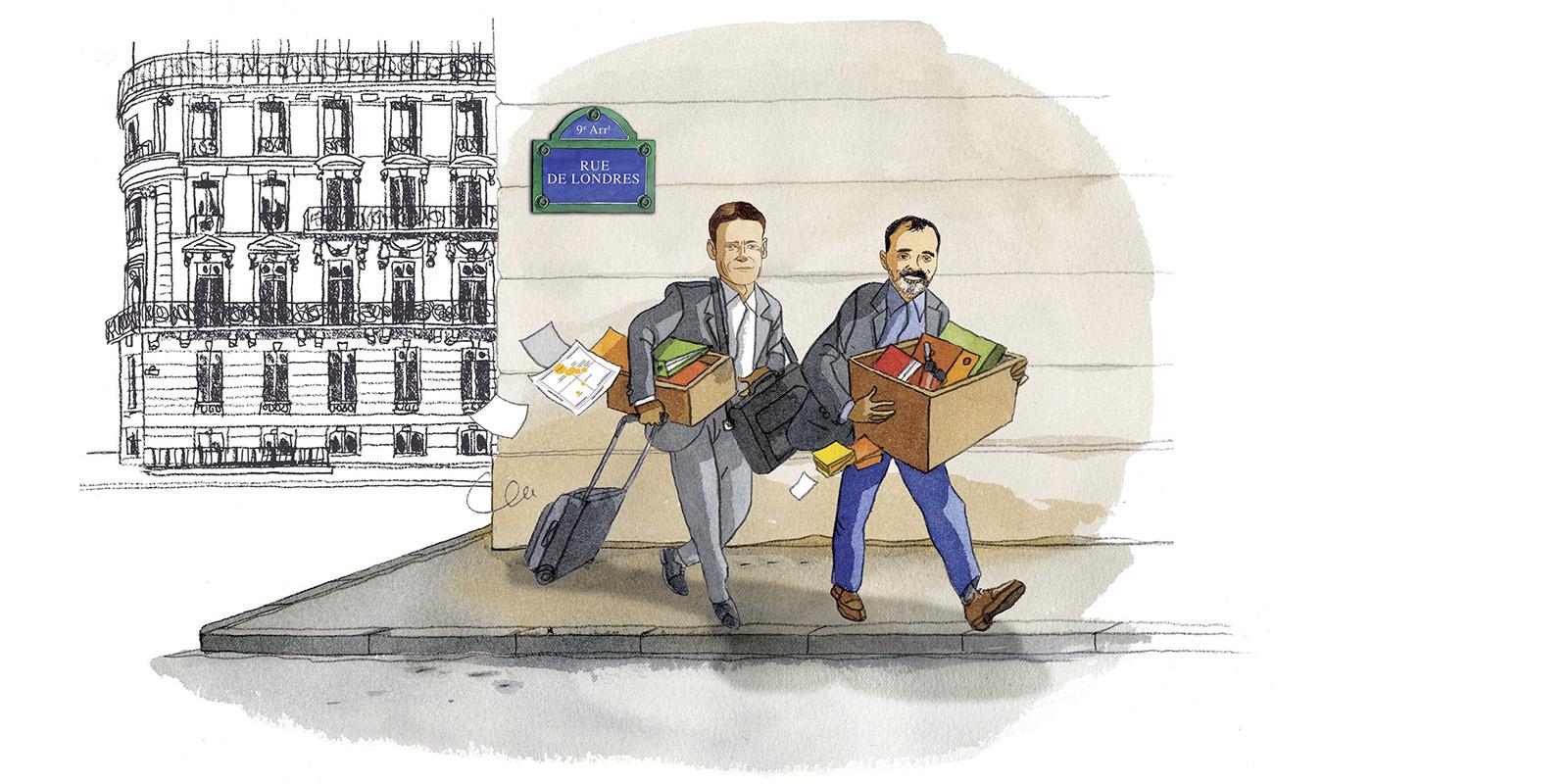 Adrien Stratégie déménage au 18, rue de Londres 75009 Paris