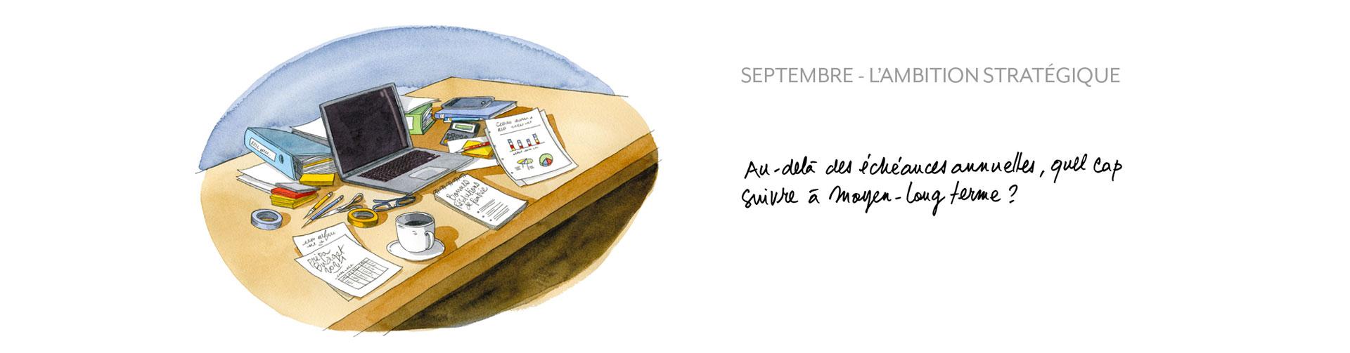 Adrien Stratégie slide Calendrier 2020 mois de septembre